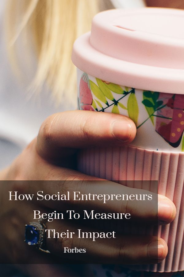 Social entrepreneurs need not only to be intentional but also to be accountable for the impact they seek. Measuring impact is one of the challenges to being an effective social entrepreneur.