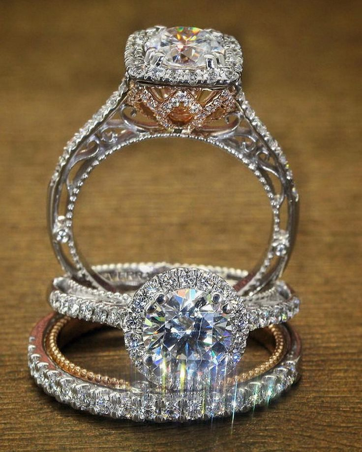 Stunning engagement rings #engagement #rings #wedding