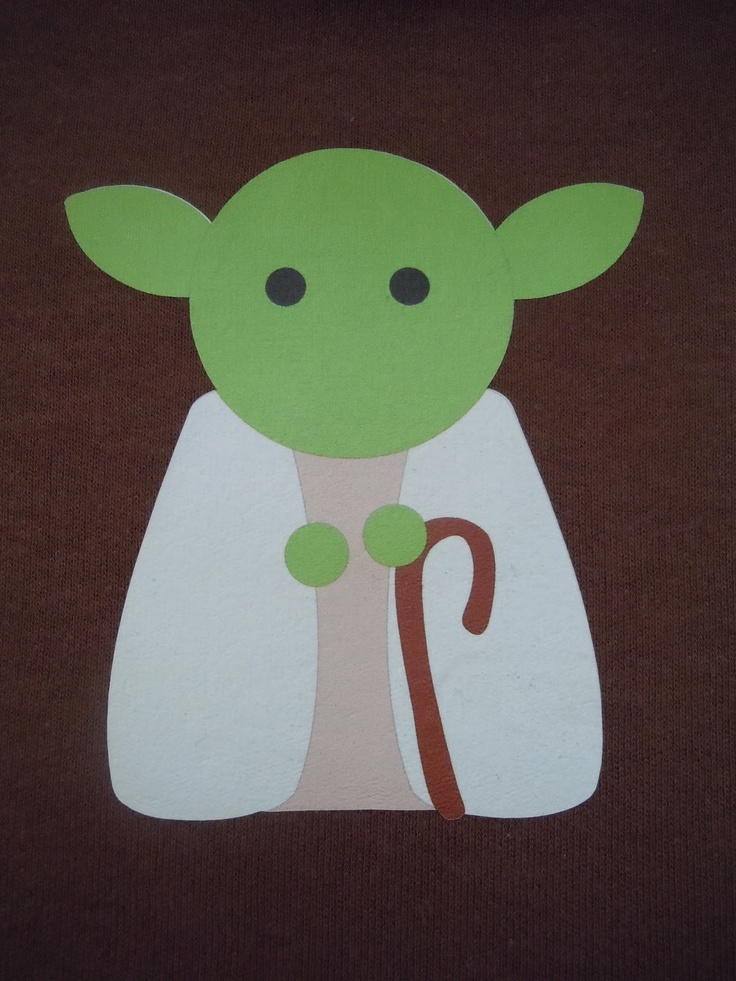 gifts crafts ideas yoda silhouette search gifts to remember 2081