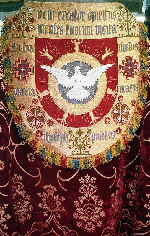 pentecost 2014 london