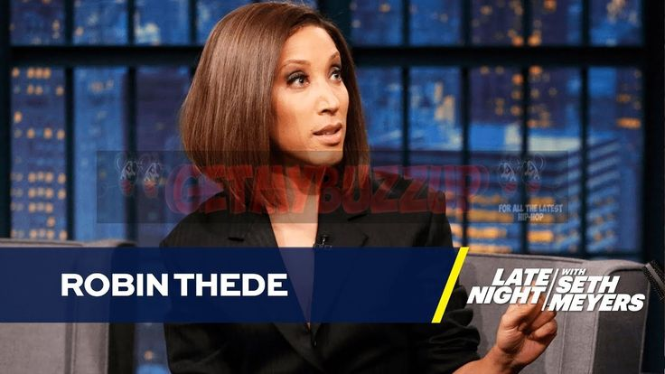 New post on Getmybuzzup- Robin Thede on Meeting Michelle Obama [Interview]- http://getmybuzzup.com/?p=825341- Please Share