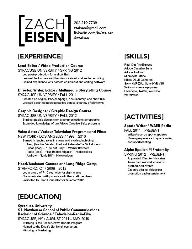 Best 25+ Web designer resume ideas on Pinterest Curriculum - example of artist resume