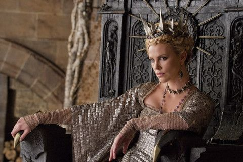 snow white up dos | Snow White and the Huntsman Movie Review: The Fairest Feminist of Them ...
