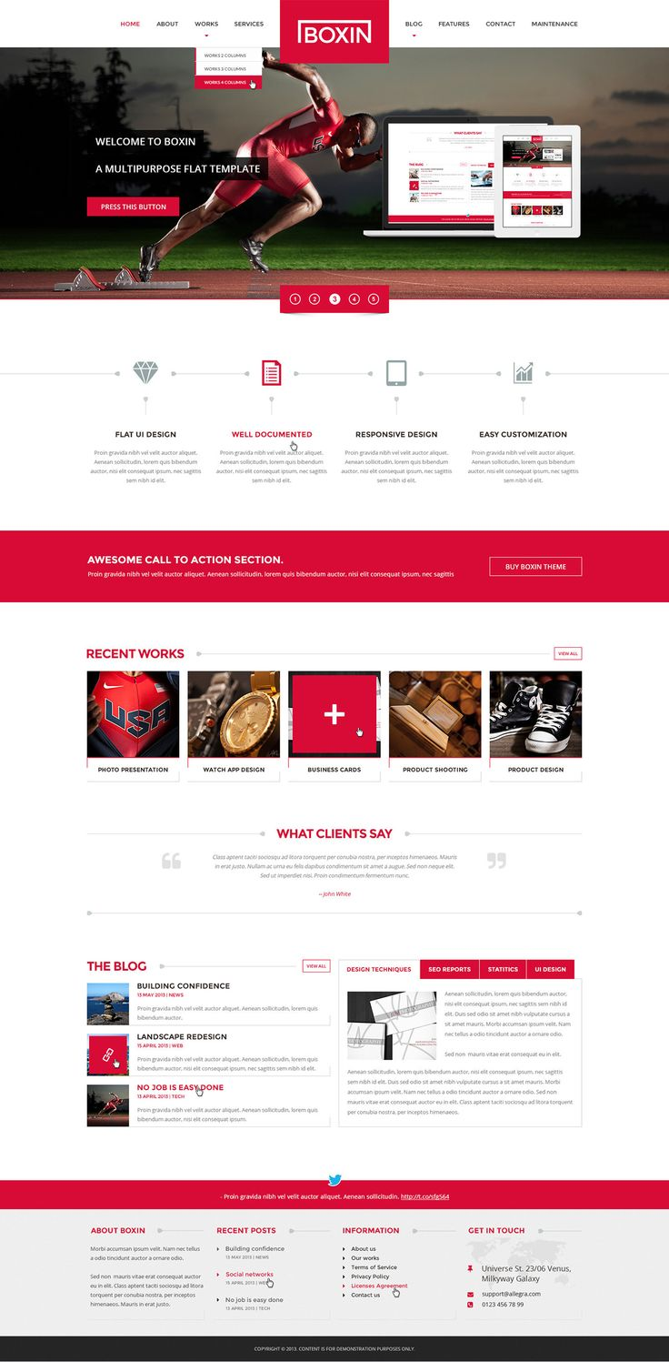 Premium Home Page Web Design / Redesign by AndiG - 21536