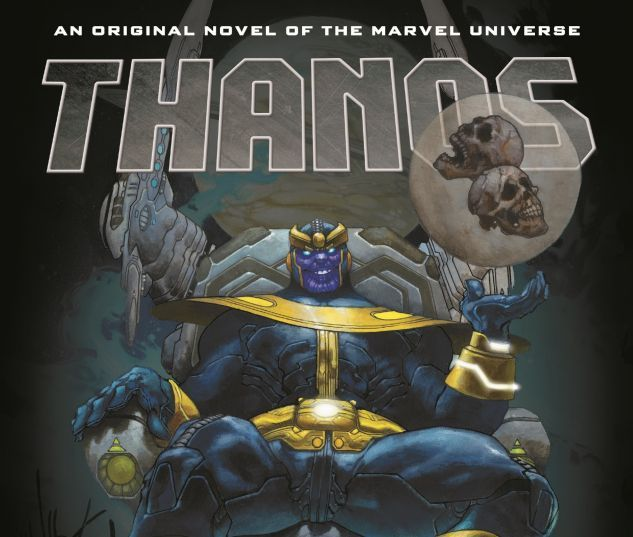 Thanos: Death Sentence By Stuart Moore Now Released As Audio Book