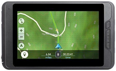 Magellan eXplorist TRX7 Off-Road GPS Navigator for Power Sports Vehicles