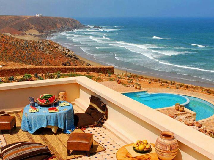 Agadir, Morocco   RePinned by : www.powercouplelife.com