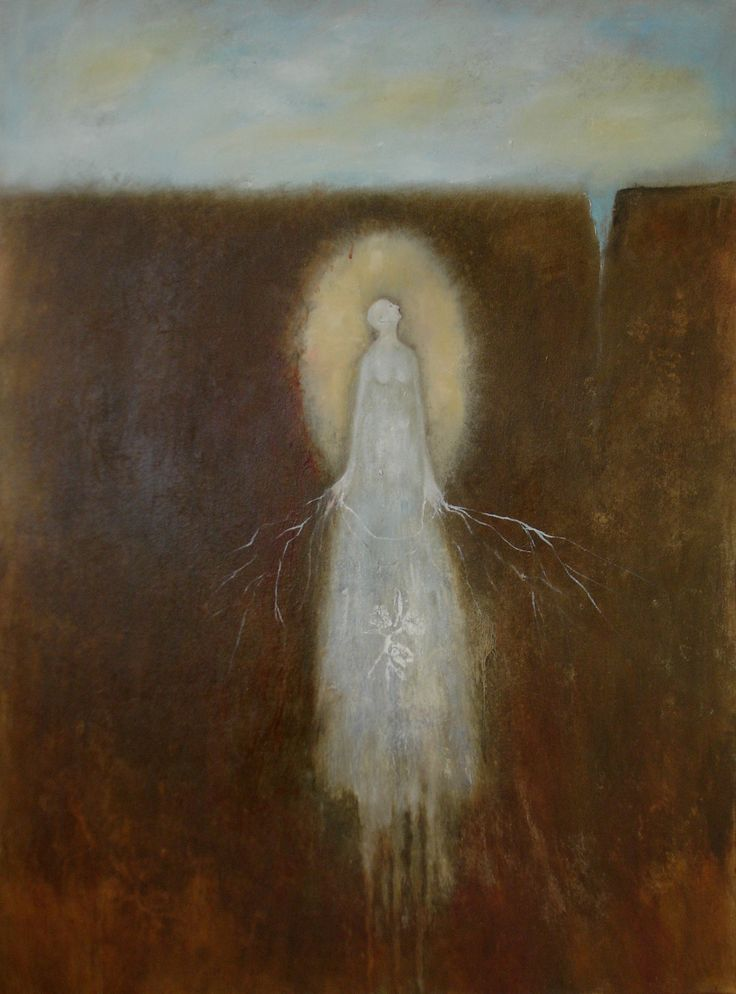 Jeanie Tomanek - Seed. This is how I feel in winter.