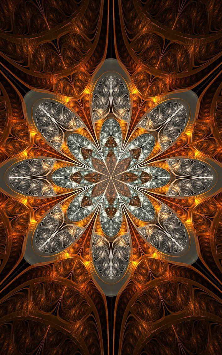 Color art kaleidoscope - It Reminds Me Of A Kaleidoscope I Had Back In The Day While I Was Growing Up So This Image Has A Positive Connotation Attached To It For Me