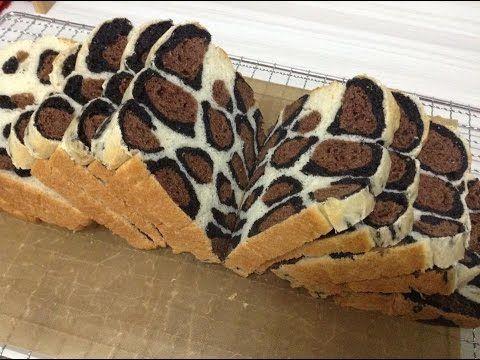 Luipaardbrood: lekker en een feestje voor het oog!