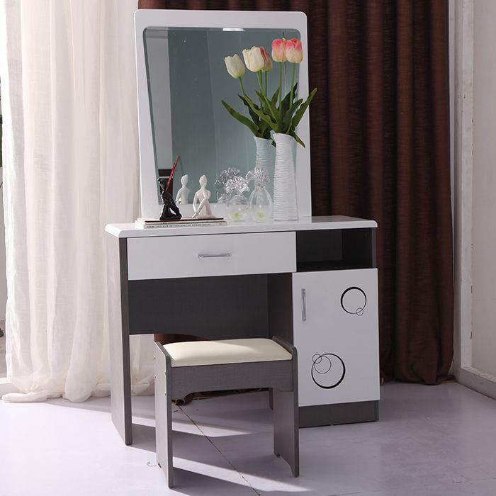 Tocador moderno estilo minimalista proyecto tocador for Muebles estilo minimalista