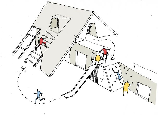 Kennington Play Centre | Erect Architecture