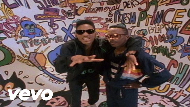 DJ Jazzy Jeff & The Fresh Prince - Girls Ain't Nothing But Trouble - YouTube