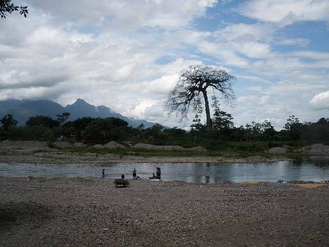 In Honduras, La Cieba