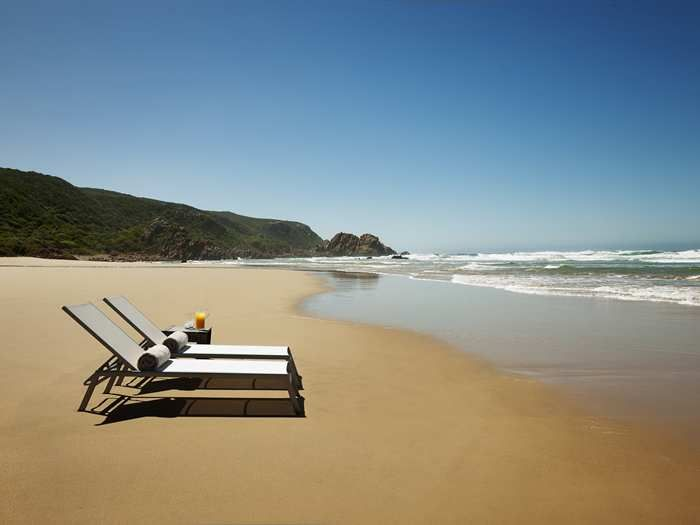 Head to South Africa's Western Cape and relax on the exclusive coastline at Conrad Pezula.