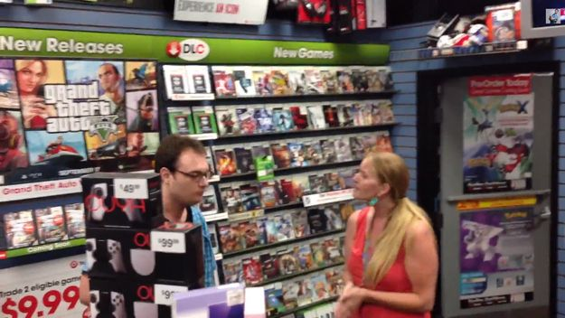 "Gamestop Employee Allegedly Fired After Video Goes Viral Of ""Nerd Rage"" On GTA 5 Release Night"