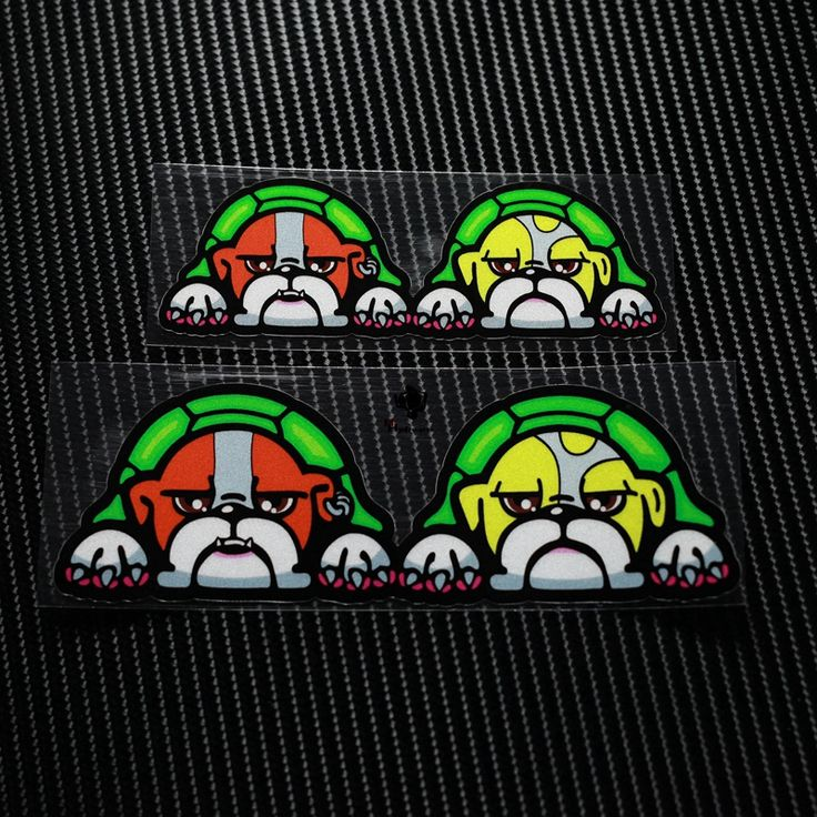 Valentino Rossi beloved bulldog Guido MOTO GP Reflective Auto Sticker Decals Motorcycle Racing Stickers Motorbike //Price: $11.02 & FREE Shipping //     #frenchbulldog #bulldog #bulldoglovers