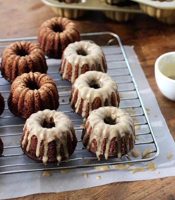 101 Best Mini Bundt Cakes Images On Pinterest Bundt