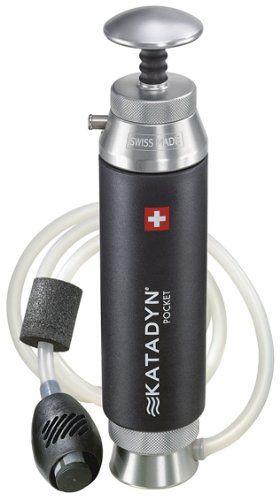 Katadyn Pocket - Filtro de agua