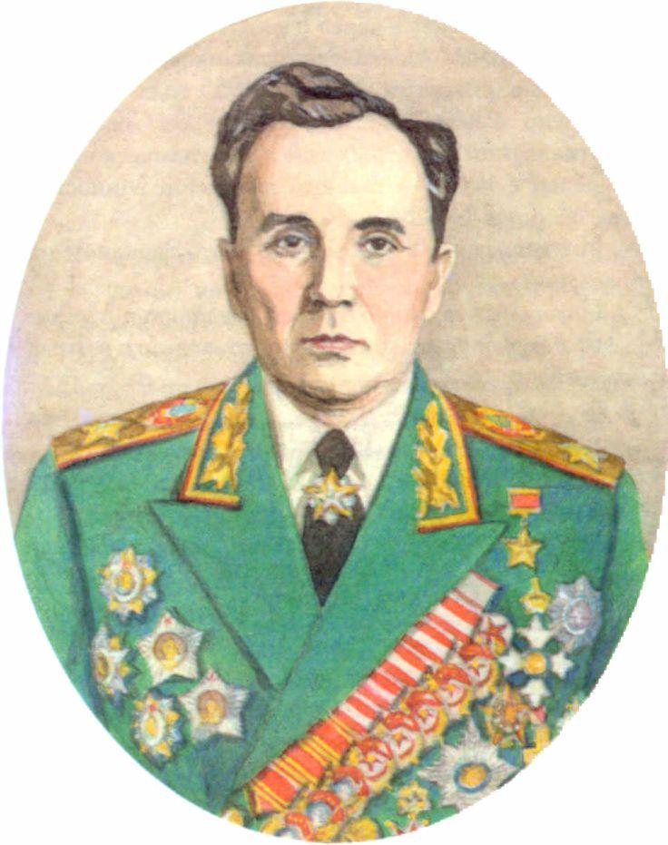 Kirill Semyonovich Moskalenko