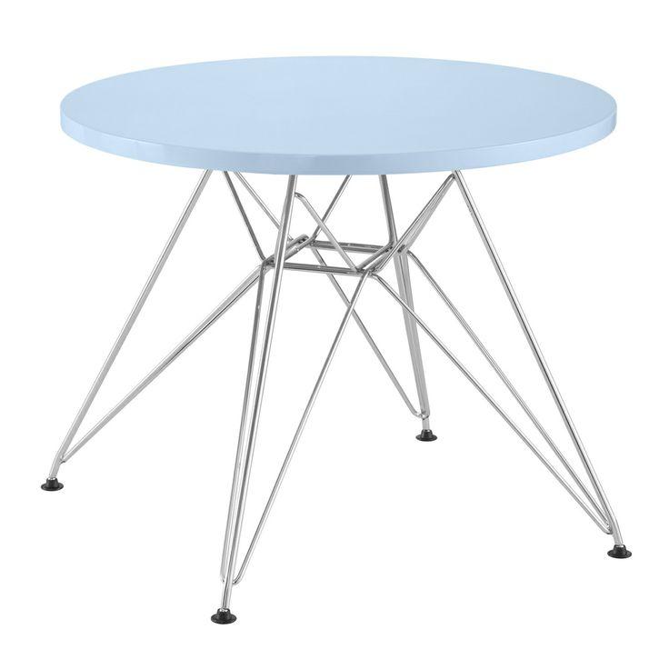 Wacky Blue Table   Overstock.com $112