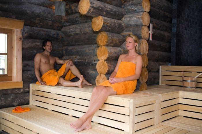 Ontspannen in de sauna Veluwse Bron