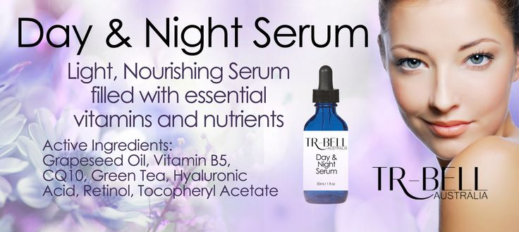 TR-Bell Australia - Pure Skin Care | A light, nutrient-filled serum for healthy, glowing skin.