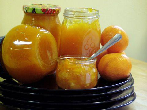 Fűszeres mandarinlekvár