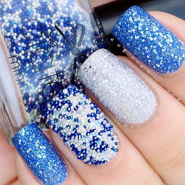 Beaded Nail Polish: 32 Best Micro Beads Images On Pinterest