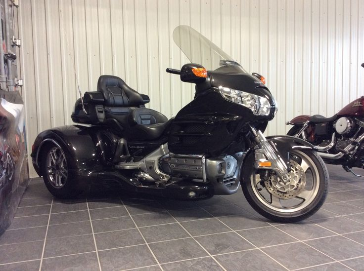 d 39 occasion 2007 honda gl1800 goldwing trike vendre st. Black Bedroom Furniture Sets. Home Design Ideas