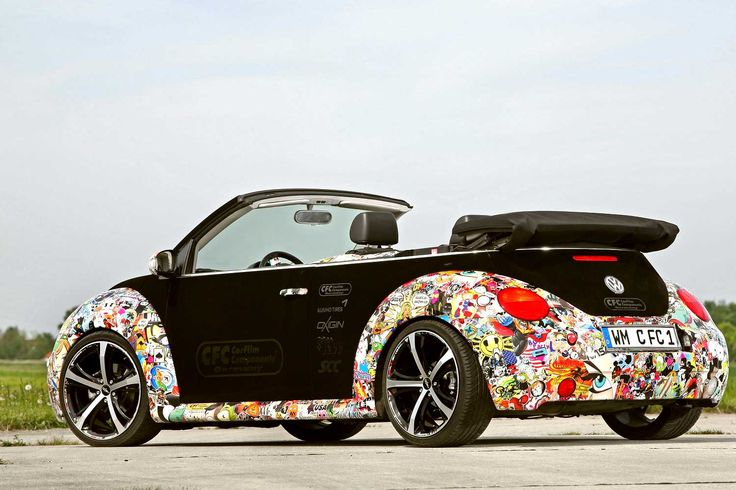 5 Tips for a Painless Car Wrap Process Beetle