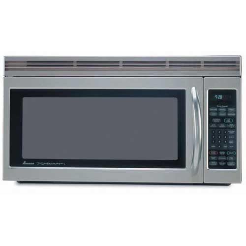 Amana Stainless Microwave