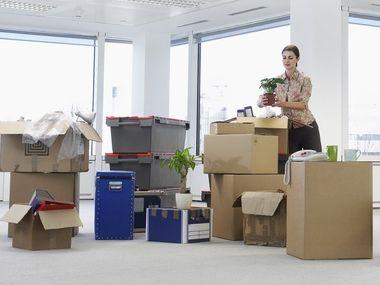 Corporate Furniture removals