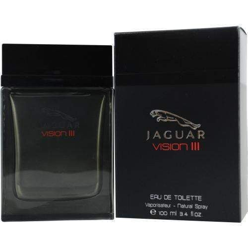 Jaguar Vision Iii By Jaguar Edt Spray 3.4 Oz