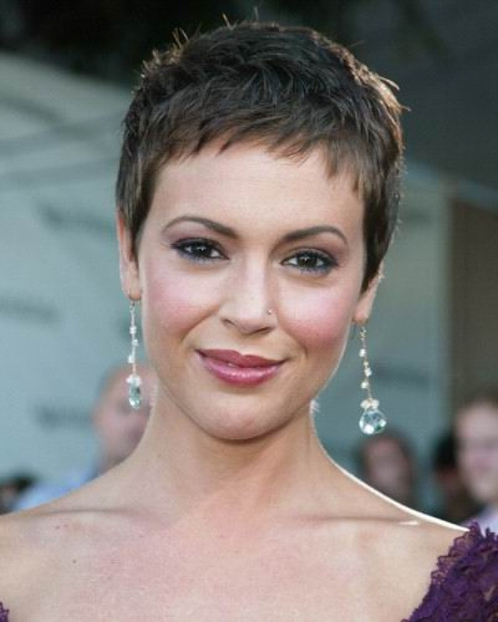 Very Short Pixie Cut Hairstyles 2013 Design