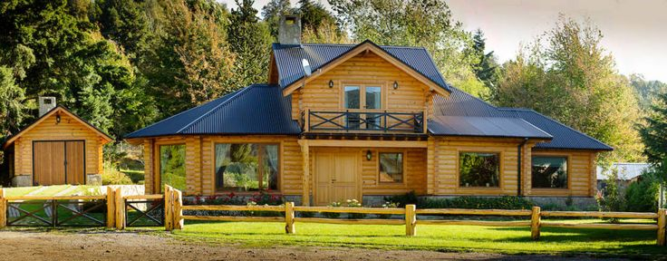 Country style houses by jroth