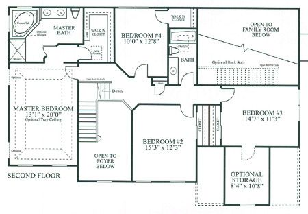 Master Bedroom With Bathroom Floor Plans bathroom floor plans bat bathroom blueprints ~ home plan and house