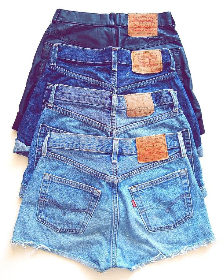 ALL SIZES Plain LEVI'S Shorts by NateHandmade on Etsy, $20.00