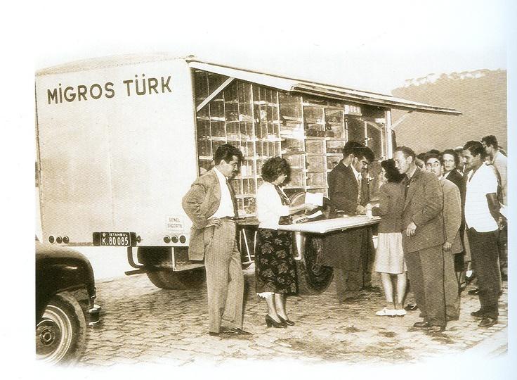 Siz hiç Migros kamyonundan alışveriş yapmış mıydınız?