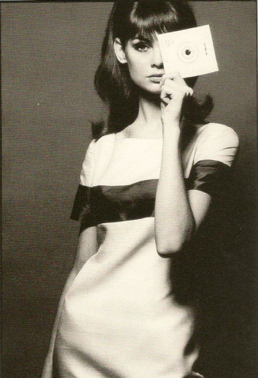 Shrimpton byBailey  I absolutely LOVE Shrimpton and the work Bailey did with her!Truly iconic!