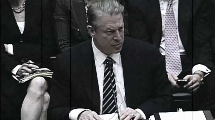 Al Gore Grilled on Global Warming in Senate
