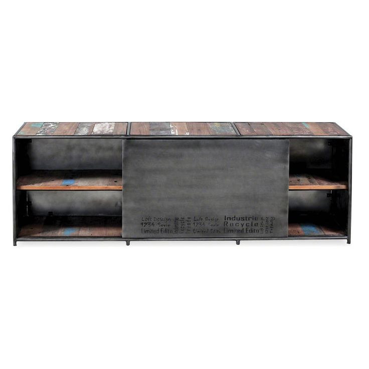 Mariner Open Cabinet Tv Media Unit By The Orchard Furniture |  Notonthehighstreet.com