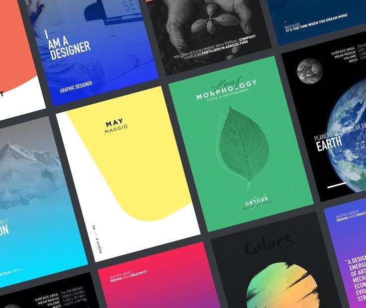 Ознакомьтесь с этим проектом @Behance: «Best Poster Collection» https://www.behance.net/gallery/48210947/Best-Poster-Collection