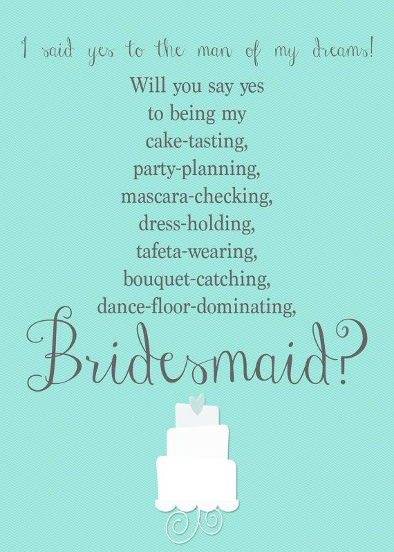 Wedding Cake Tasting Party Planning Mascara Checking Dance Floor Dominating Bridesmaid