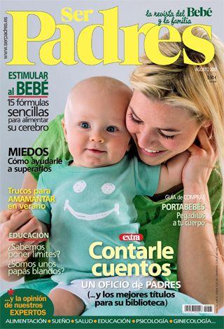 Revista Ser Padres. Agosto 2013.