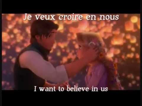 I See the Light - French w/ Subs and Translation