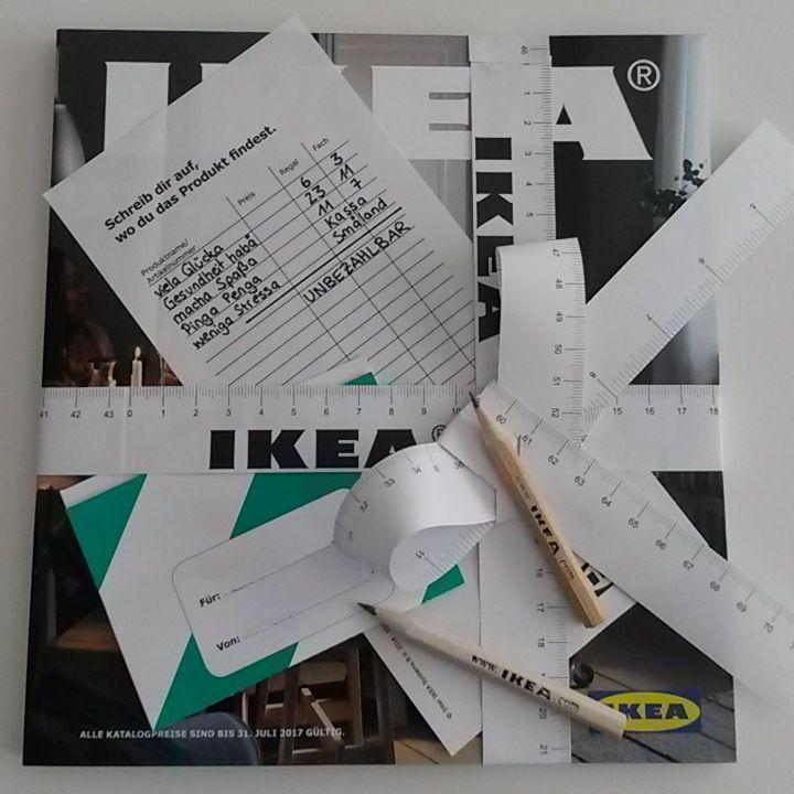 IKEA Gutschein  (https://de.pinterest.com/pin/356347389244465364/)