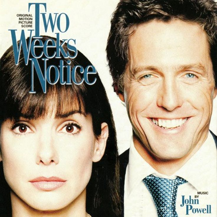 Two Weeks Notice Movie Soundtrack Sandra Bullock