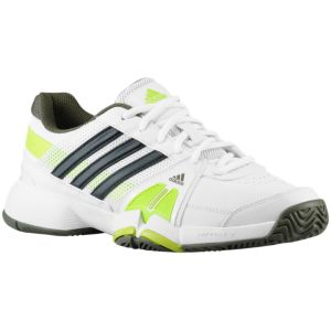 adidas Barricade Team 2.0 - Men\u0027s - White/Night Shade/Earth Green