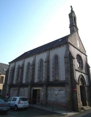 La chapelle Saint-Joseph Lesneven
